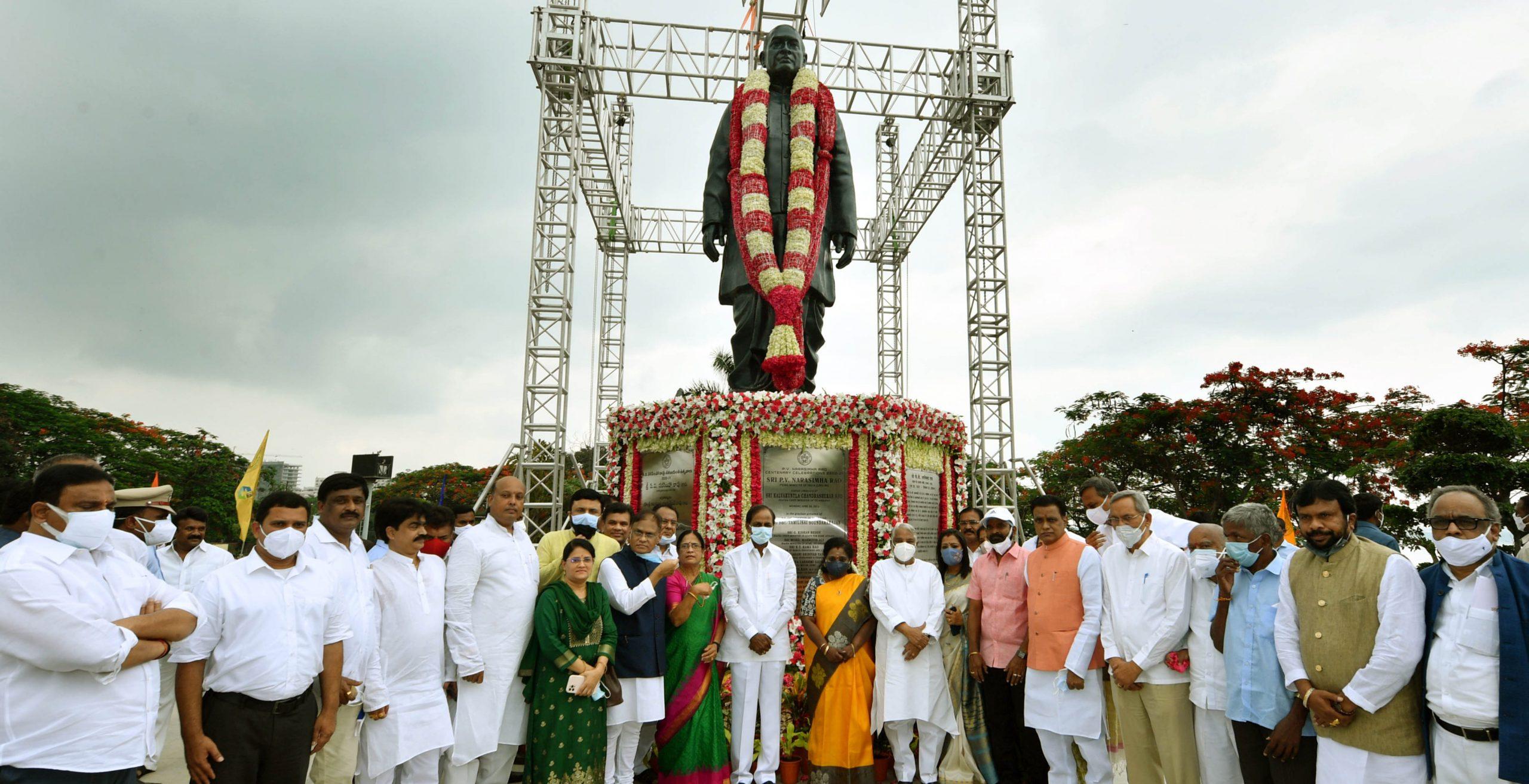PVNR_Statue_Inauguration_1